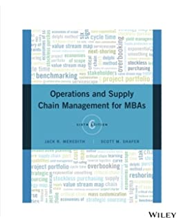 Operations Management For Mbas 5th Edition Pdf