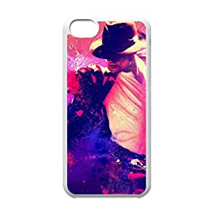 iPhone 5c For Michael Jackson Custom Cell Phone Case Cover 99II906915
