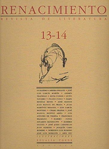 Revista de Literatura # 11-12 Mario Vargas LLosa Luis Alberto de Cuenca Juan Manuel de Prada Vicente Tortajada Felipe Benitez Reyes Y Otros