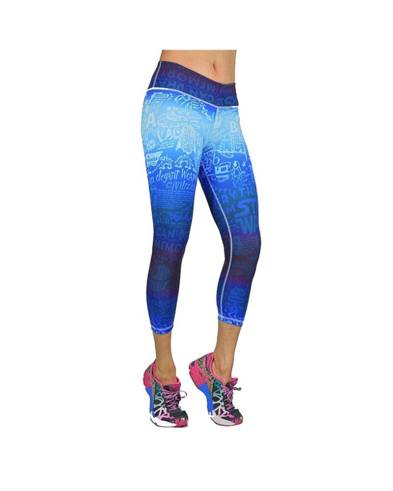 4c0b83f0a Shape Up Star Wars Capri by Activewear (Blue