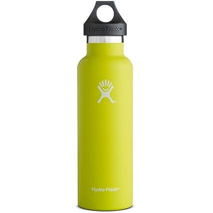 Amazon.com: Botella de agua de acero inoxidable aislado al ...
