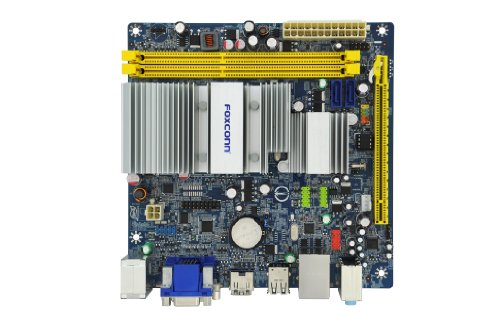 Foxconn A7DA-S 3.0 AMD 790GX CrossFireX Socket AM3 ATX Motherboard w/HDMI, DVI, Video, Audio, Gigabit LAN & - Motherboard Audio Foxconn