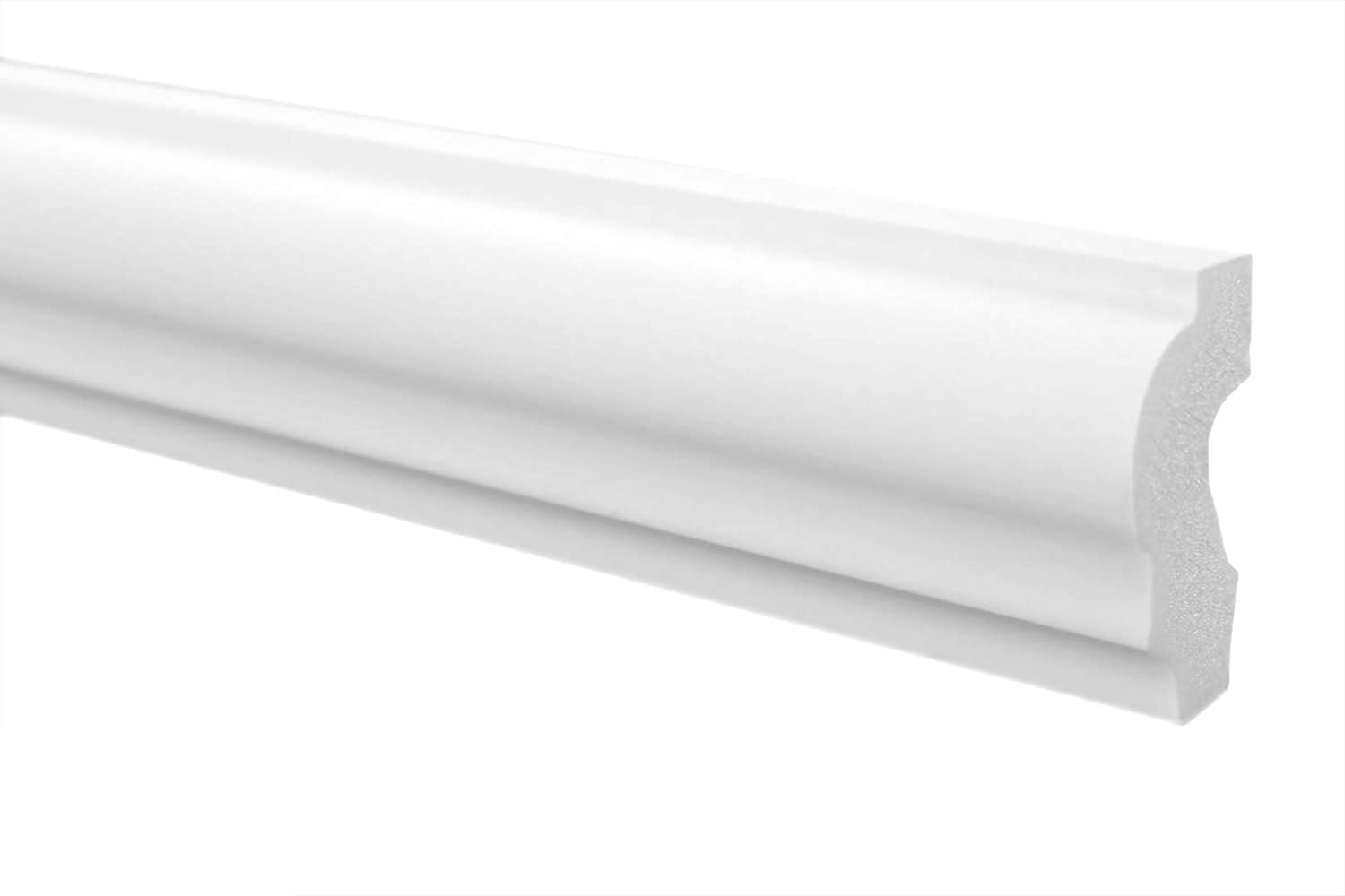 Marbet stabil XPS Flachleiste 2 Meter 21x40mm E-19