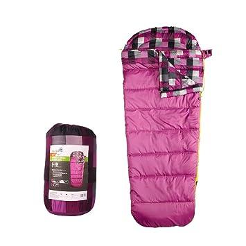 AceCamp 3 en 1 Mujer Mesa Hybrid Rec Momia Saco de Dormir Saco de Incluye Pack
