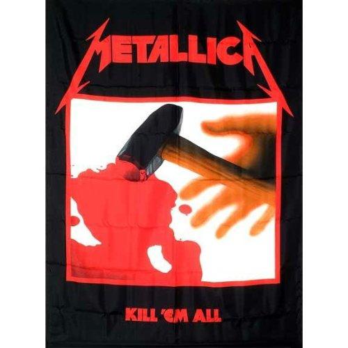 Metallica - Kill Em All Tapestry