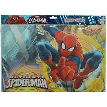 Amazon Com The Amazing Spider Man Placemat Home Amp Kitchen