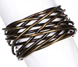 Kemp & Beatley Twisted Wire Napkin Ring