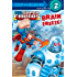 Brain Freeze! (DC Super Friends) (Step into Reading)