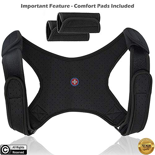 Bigzzia Posture Corrector for Men (Best Posture Corrector For Men)