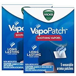 Vicks Vapopatch With Long Lasting Soothi...