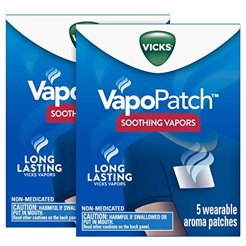 Vicks Vapopatch With Long Lasting Soothing