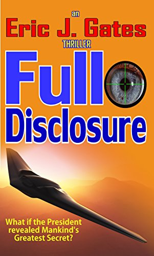 Book: Full Disclosure by Eric J. Gates