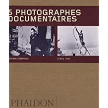Coffret 5 photographes documentaires en 5 volumes : Lewis Hine, Shomei Tomatsu, Jacob Riis, Lisette Model, Eug?nie Atget by COLLECTIF (2006) Paperback