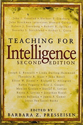 Teaching for Intelligence