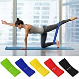 Resistance Loop Band Workout Bands for Legs and