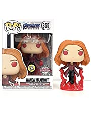 Funko Pop Marvel Avengers Endgame Wanda Maximoff #855