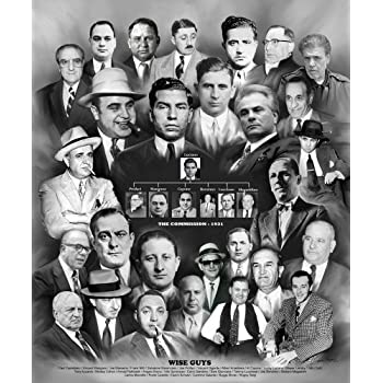 Wise Guys (La Cosa Nostra) by Wishum Gregory