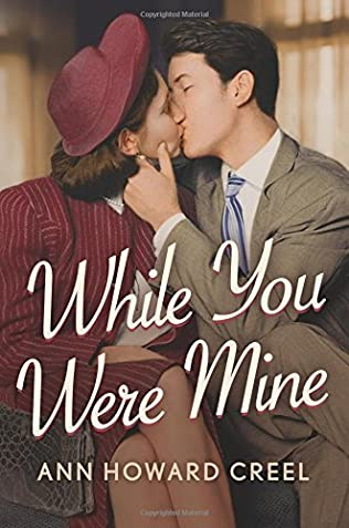 book cover of While You Were Mine