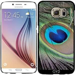 Funda para Samsung Galaxy S6 (SM-G920) - Peacock20160302 by JAMFoto