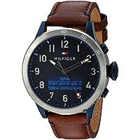 Tommy Hilfiger Men's TH 24/7' Quartz Stainless Steel Smart Watch
