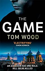 The Game (Victor the Assassin) by Wood, Tom (2013) Paperback