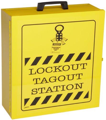 Brady Prinzing Lockout Station Cabinet
