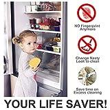 Refrigerator Door Handle Covers,Double-Door