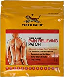 Tiger Balm Pain Relieving Patch Non-Staining 4x2.75 in Tiger Balm 5 Patch