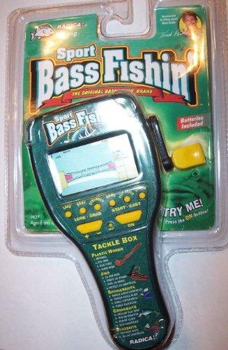 Radica Sport Bass Fishin