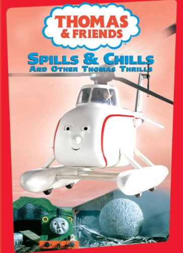 Thomas & Friends: Spills & Chills and Other Thomas Thrills (Thomas And Friends Rusty And The Boulder)