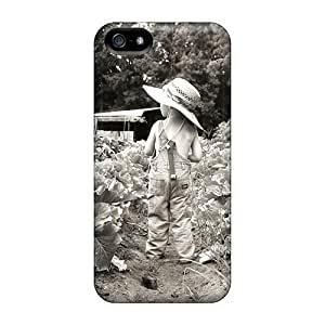 PC Grace's Favor Shockproof Boy In The Vegie Garden Hard For SamSung Galaxy S6 Phone Case Cover