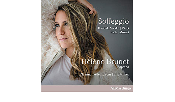 Helene Brunet, George Frideric Handel, Eric Milnes - Solfeggio - Amazon.com  Music