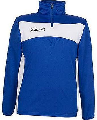 Spalding Mens Evolution II 1//4/Zip Top Long Sleeve Men