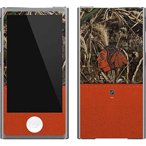 - Skinit NHL Chicago Blackhawks iPod Nano (7th Gen&2012) Skin - Chicago Blackhawks Realtree Max-5 Camo Design - Ultra Thin, Lightweight Vinyl Decal Protection