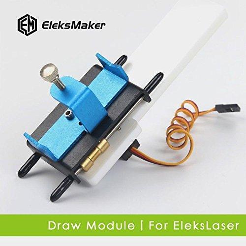 Dessinez le module pour la machine de gravure dEleksmaker EleksLaser