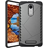 Xiaomi Redmi Note 3 / Note3 Case, Helianton [Drop Protection] Dual Layer Hard PC Cover + TPU Silicone Hybrid [...