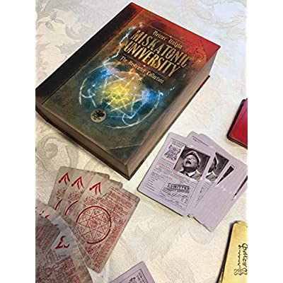 Miskatonic University: The Restricted Collection: Toys & Games