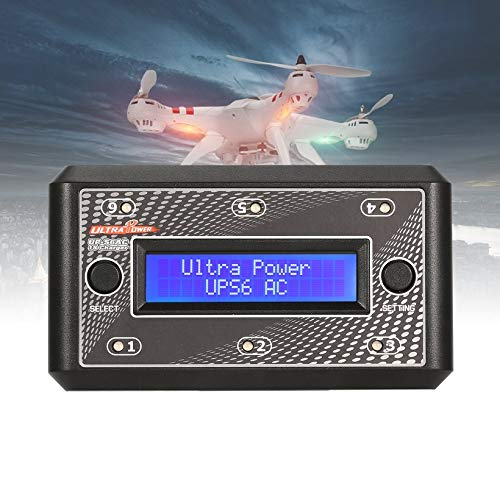 Wikiwand Ultra Power UP-S6 LiPo / LiHV Battery Type Micro MX JST mCPX Charger 3.7 v by Wikiwand (Image #3)