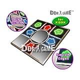 Dance Dance Revolution DDRgame Metal Xbox Dance Pad V 3.0