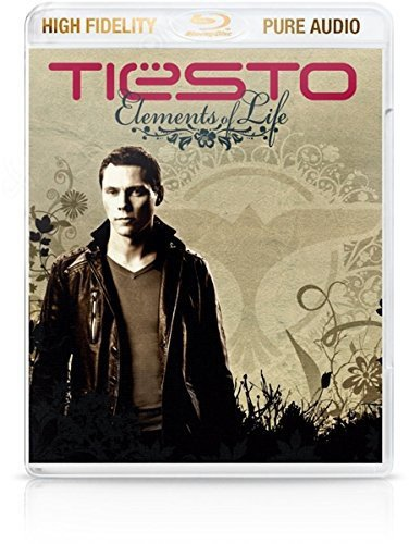 Blu-ray : Tiesto - Elements Of Life (United Kingdom - Import)