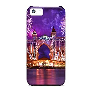 Durable Protector Case Cover With Dubai Infernale Hot Design For Iphone 5c hjbrhga1544