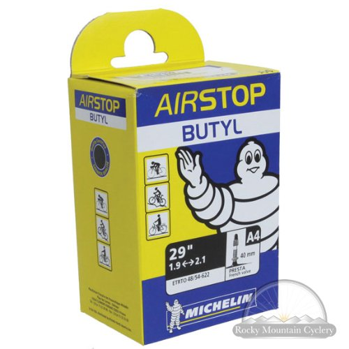 Michelin AirStop Butyl tube, 29 x 1.8-2.1