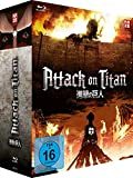 Attack on Titan - Blu-ray 1 + Sammelschuber (Limited Edition)