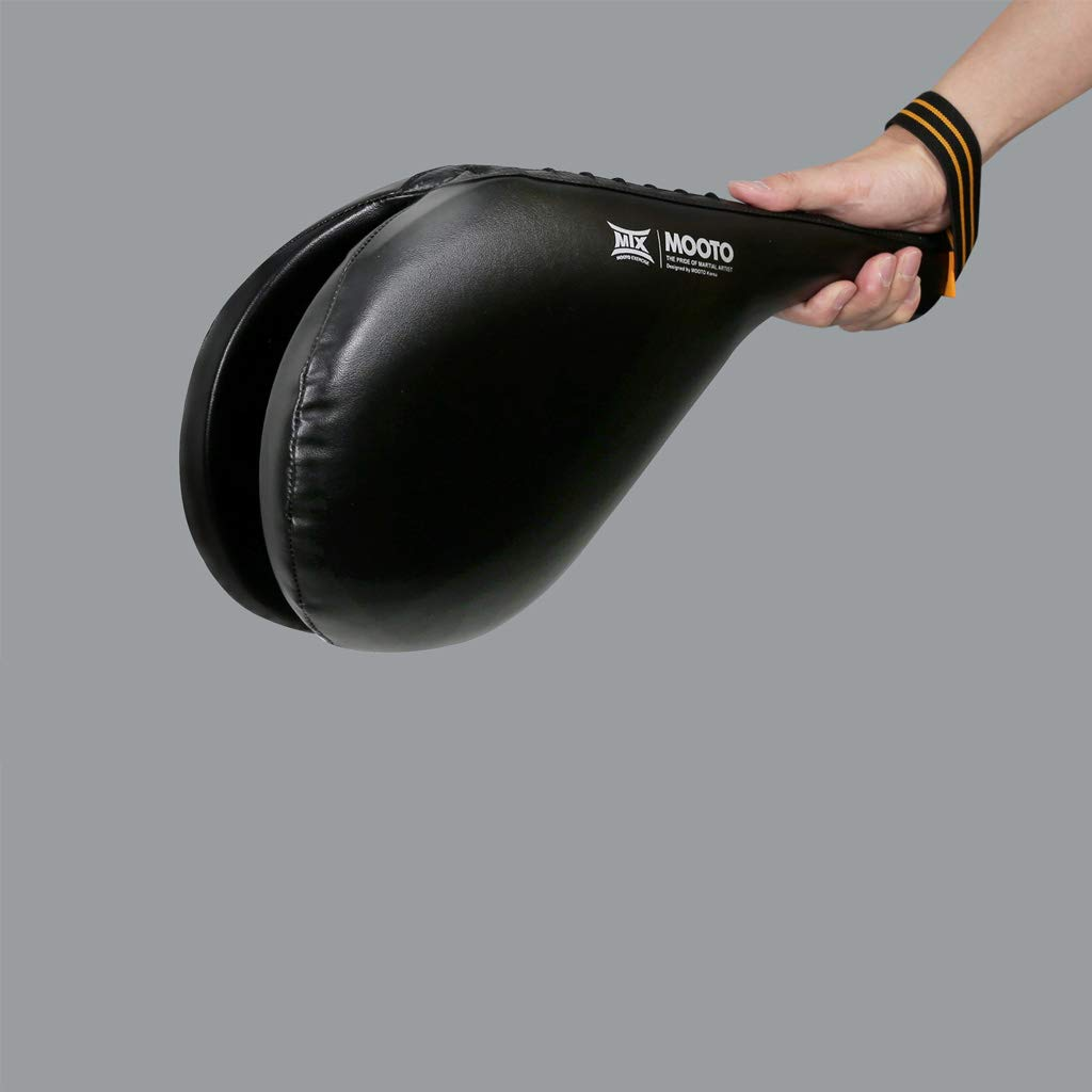 Mooto Korea Taekwondo MTX Double Mitt Kick Target Pad UFC MMA Martial Arts Karate Kickboxing Kicking Training Gym Academy School