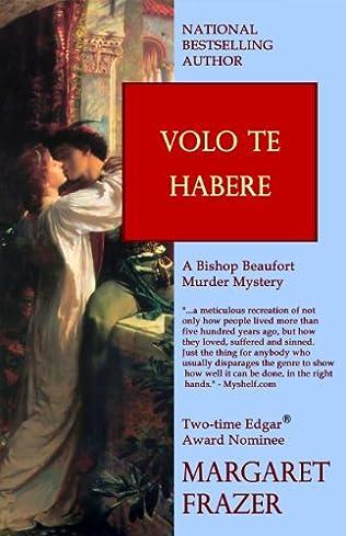 book cover of Volo te Habere...