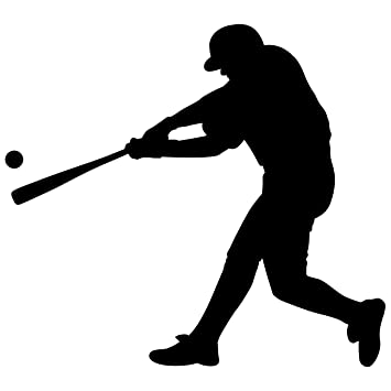 Baseball Wall Decals Sticker