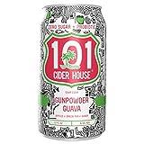 101 Cider House, Cider Gunpowder Guava, 4pk, 12 Fl