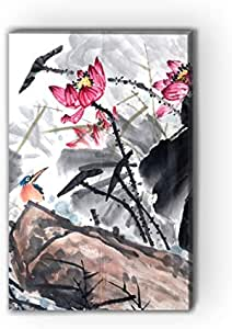 Atiq Canvas Wall Decor Painting with Inner Frame Size 40×60 cm
