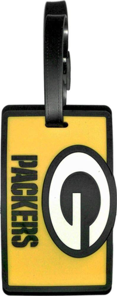 aminco NFL Green Bay Packers Soft Bag Tag