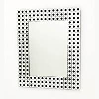 Fab Glass and Mirror Fab-WSTC020 Decorative Sunburst Bathroom Wall Mirrors